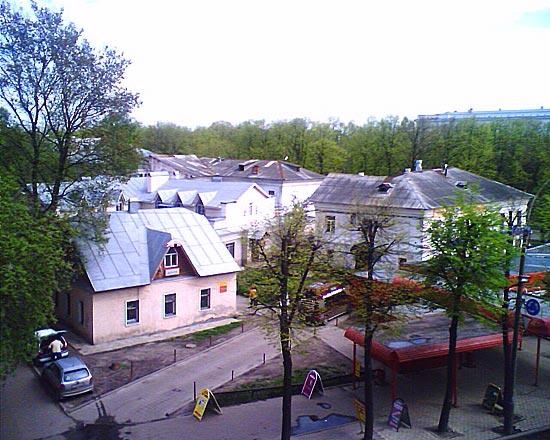 Где-то в Ярославле