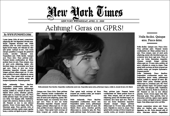 Geras on New York Times