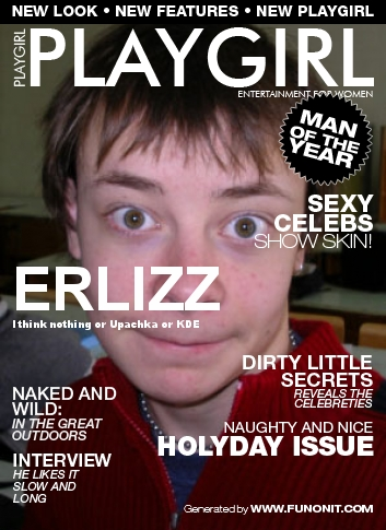 ErliZz on PLAYGIRL