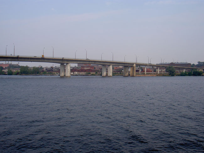 Мост через Кострому