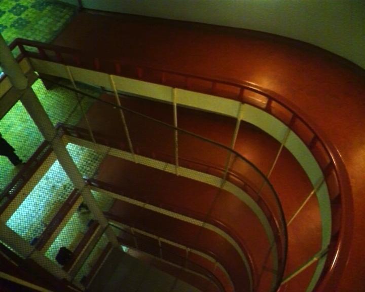 Лестница в МЭИ
