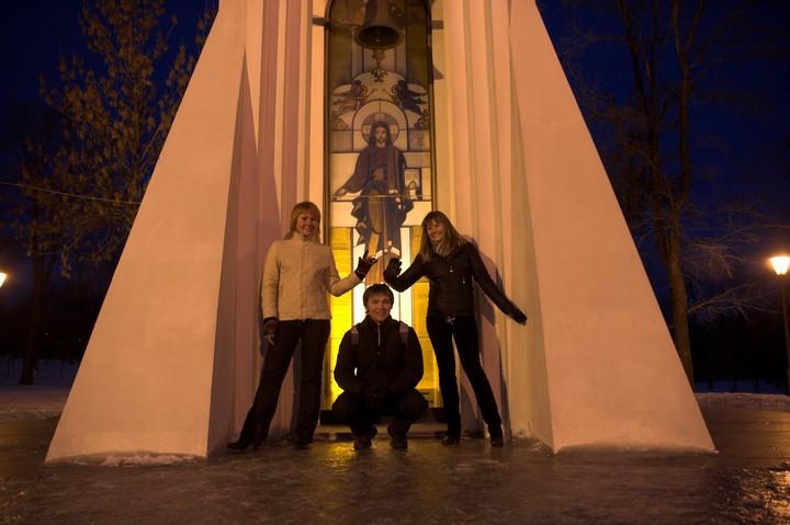 Святая троица :))